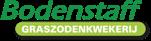 Bodenstaff graszodenkwekerij logo